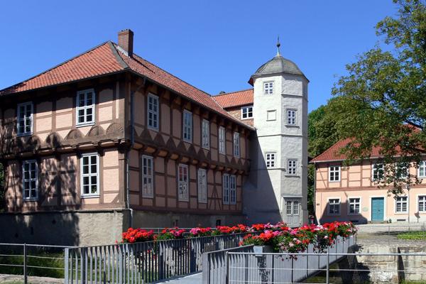 Schloss Fallersleben Hotel Neue Stuben Wolfsburg